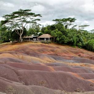 Seven coloured earth