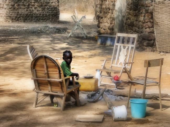 Stilleven in Niokolo Koba