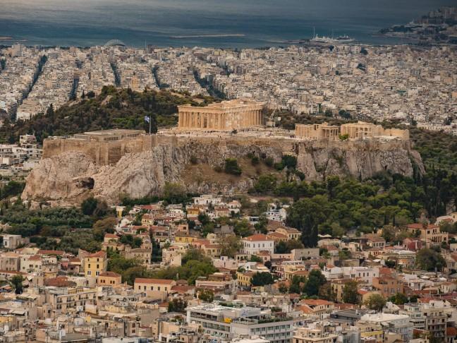Ultieme cover van Athene