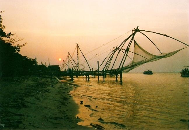 Chinese Fishernets - Cochin/Kochi