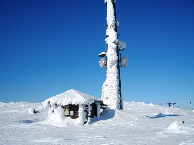 IJSkoud Lapland