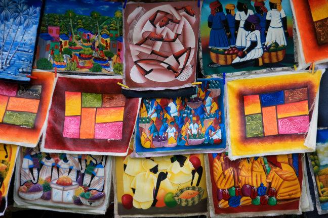 Panama art