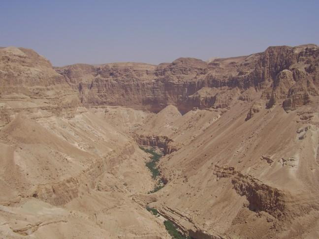 Wadi Arugot