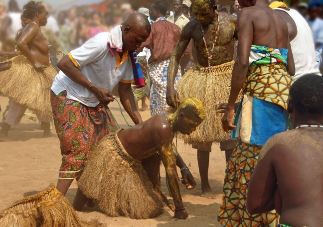 De wereld van Kokou, voodoo in Benin
