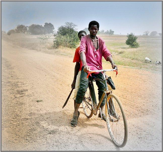 Afbeeldingsresultaat voor Benin fiets