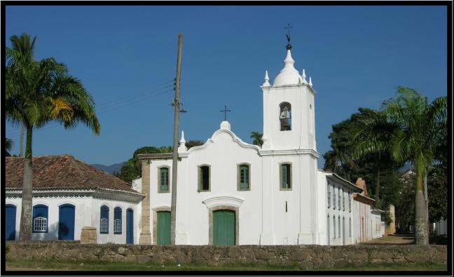 Paraty kapel