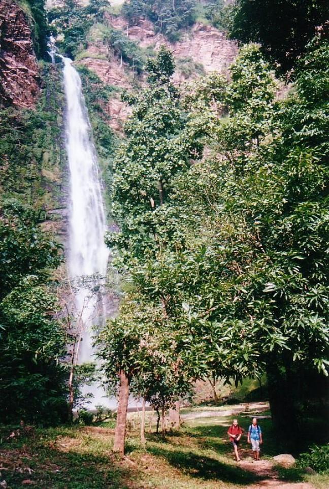 Wli waterval