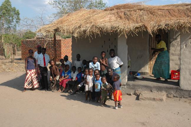 Familie Mpasula