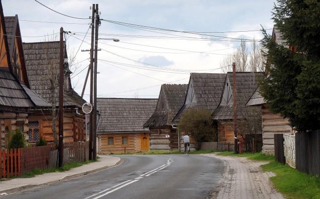 Historisch Chocholow, het landelijke verleden van Polen