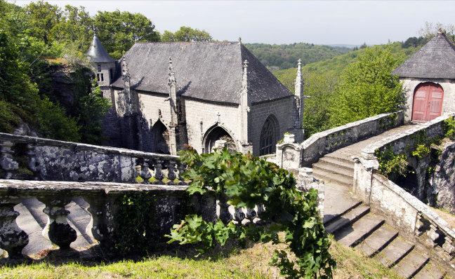 Chapelle Sainte-Barbe du Faouët