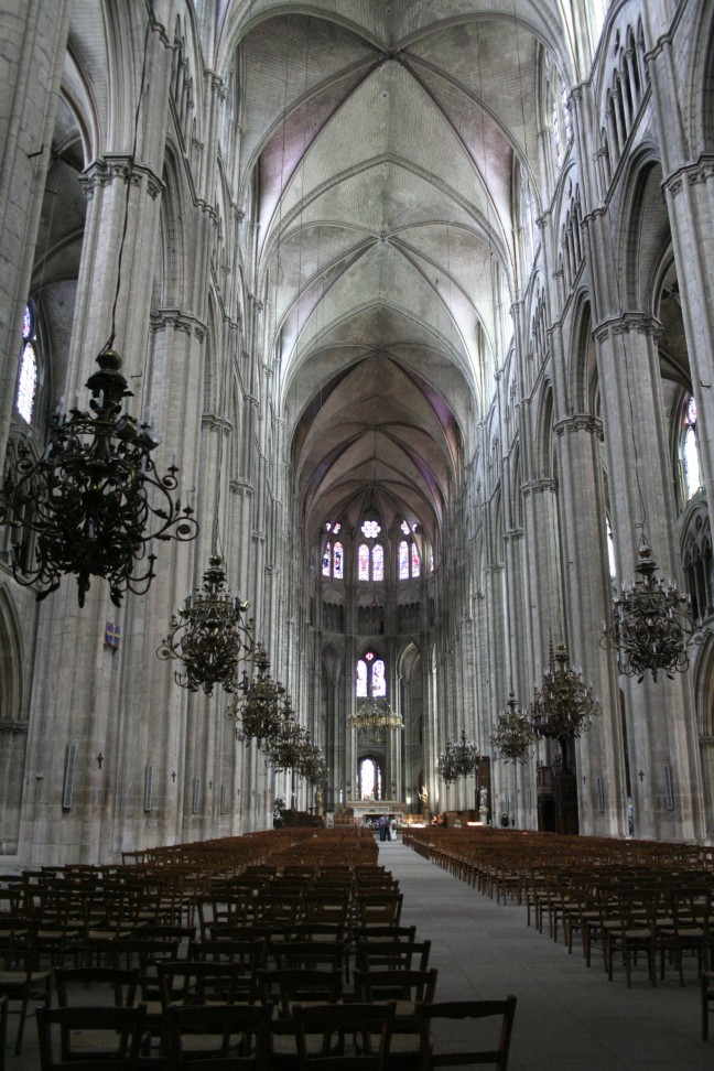 Kathedraal Saint-Etienne in Bourges