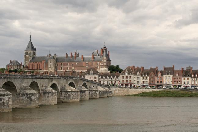 Gien aan de Loire