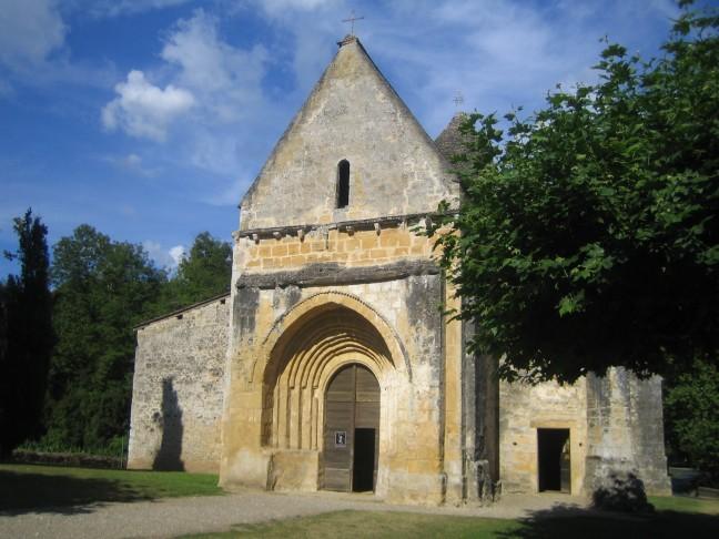Kerkje in Carsac