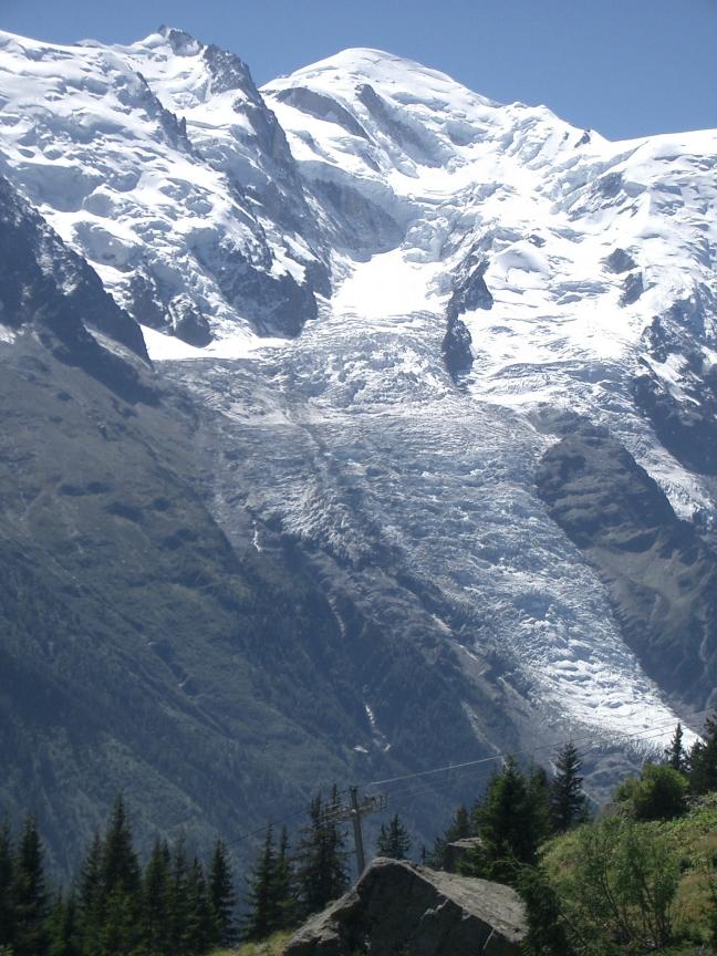 Mt. Blanc - Chamonix