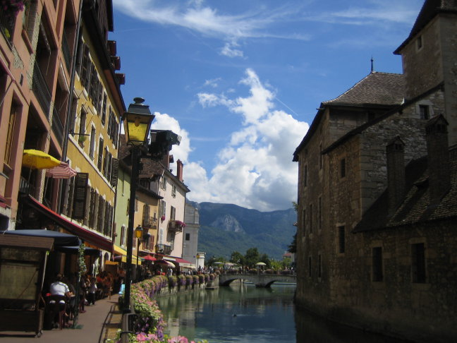 Stadje Annecy