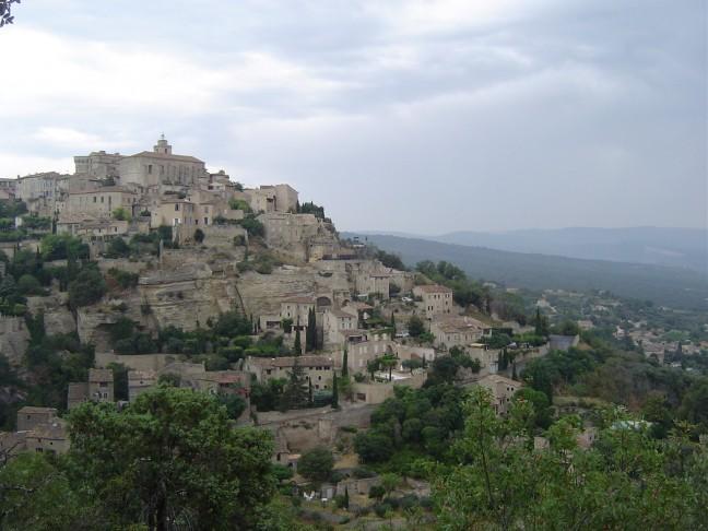 Gordes, mooiste dorp van Frankrijk