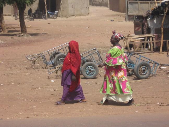 2 Malinese vrouwen