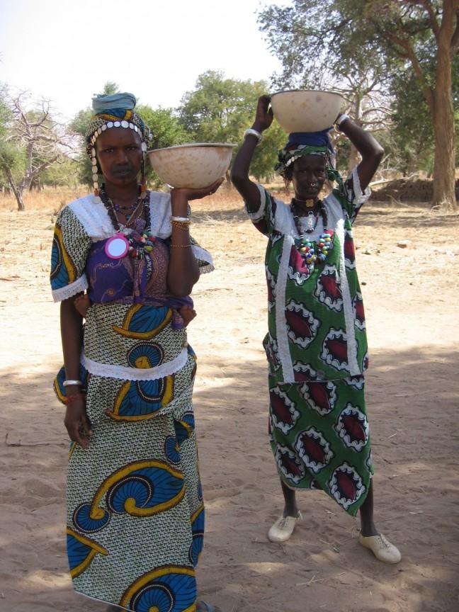 Peul vrouwen