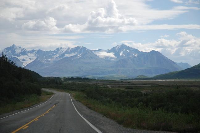 Landschap Alaska