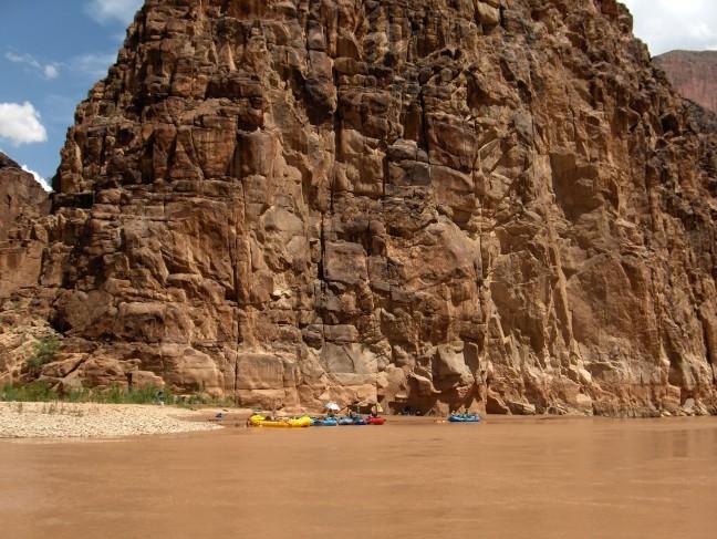 Grand Canyon Colorado rivier