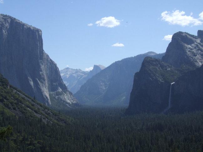 Yosemite National Park May 2009