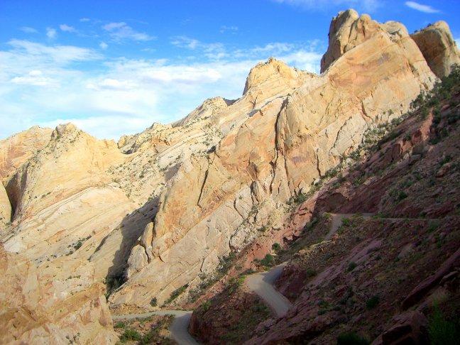 Weg naar Boulder, CO