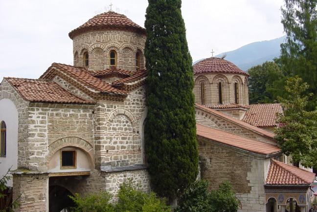 Bachkovo klooster