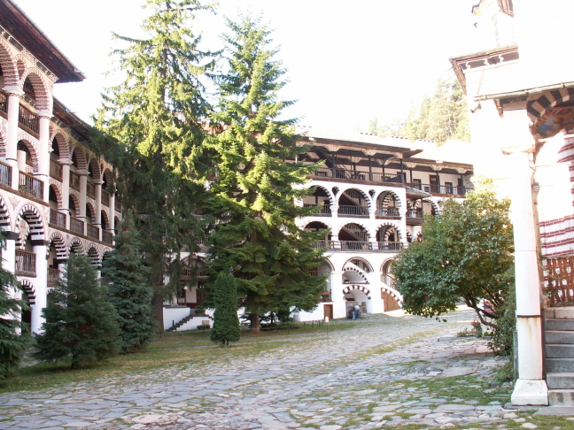 Klooster te Rila