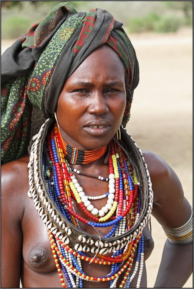 Erbore vrouw