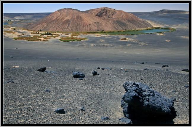Vulkaan Waw Al Namus