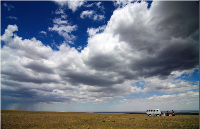 Under the Mongolian Sky