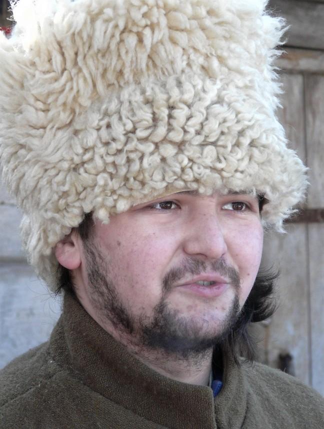 Kozakken boy