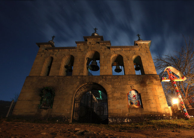 Church Gates