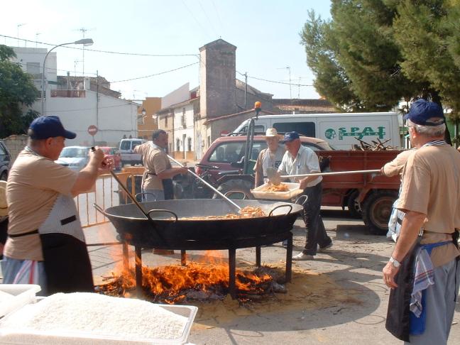 een paella municipal