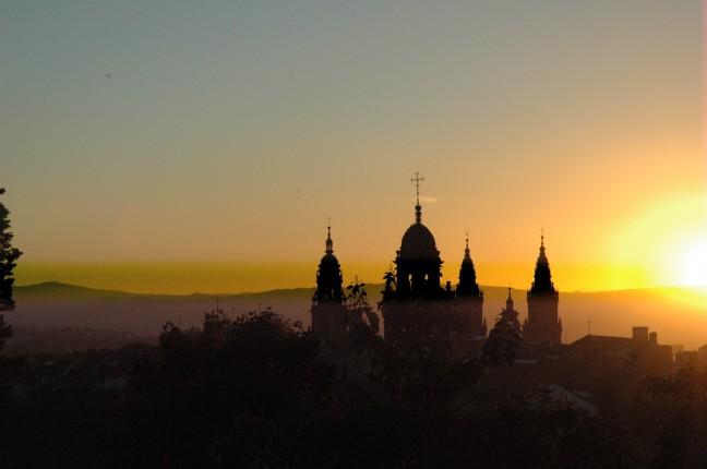 Kerk van Santiag de Compostela