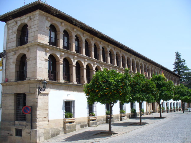 """""""Ayuntamiento"""" in Ronda"""