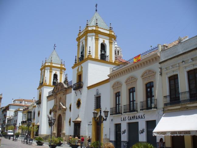 Iglesia de Socorro in Ronda