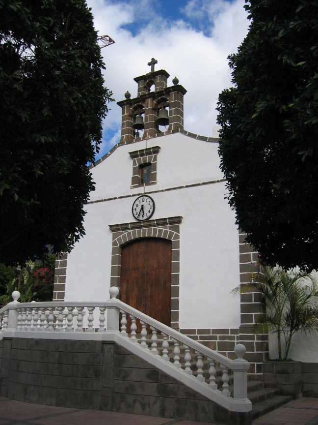 Kerkje in Mogan