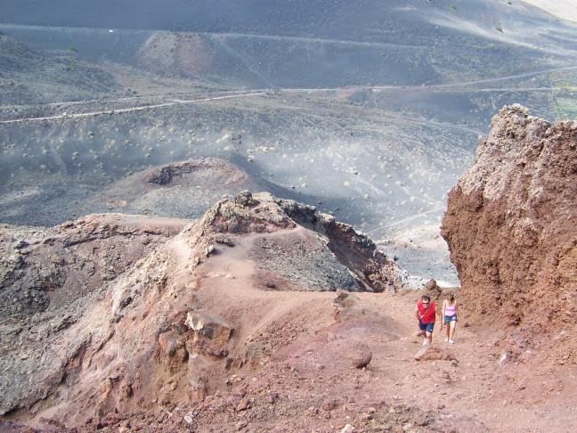 Vulkaanroute op La palma