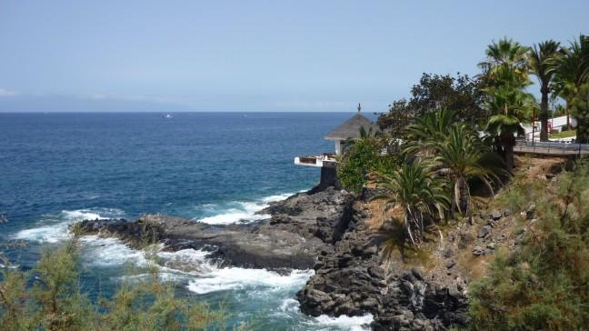 Costa Adeje - Tenerife - Meest idyllische restaurant van de stad