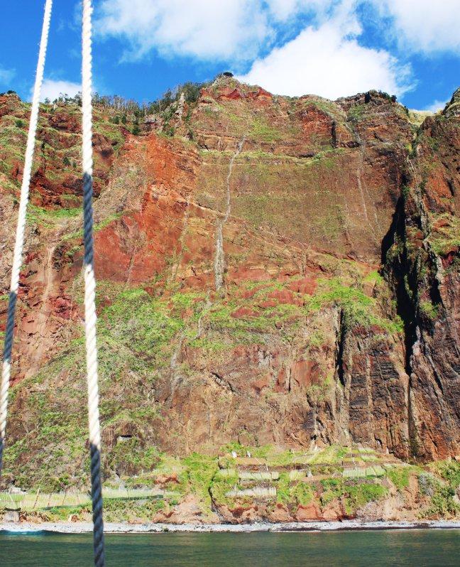 600mtr rots: Cabo Girao