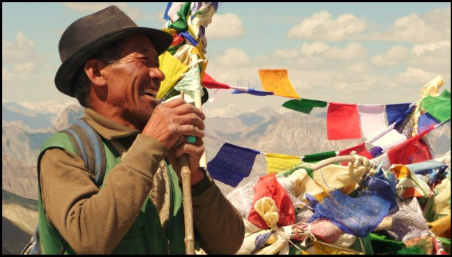 Dit is Ladakh!