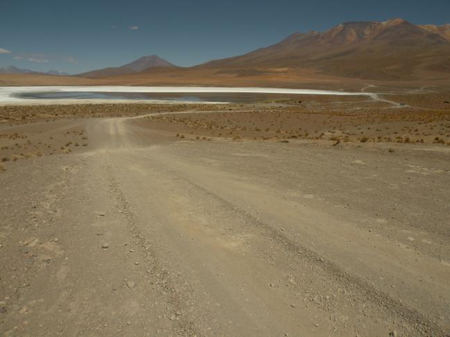 Uyuni - San Pedro de Atacama