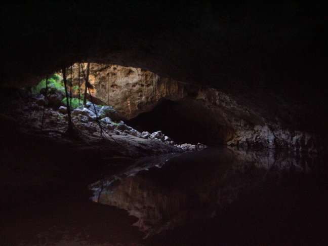 Grotten verkennen