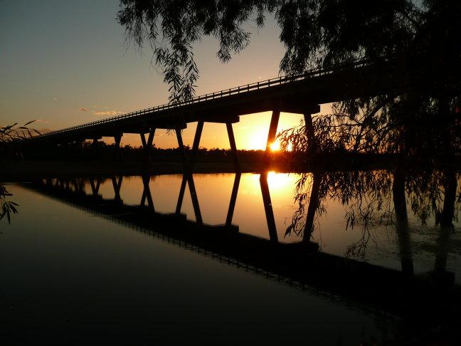 Sunset @ De Grey River, Pilbara, WA