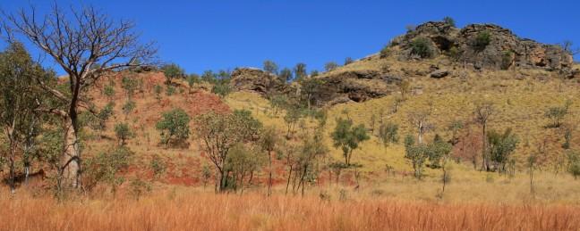 kleuren in de outback