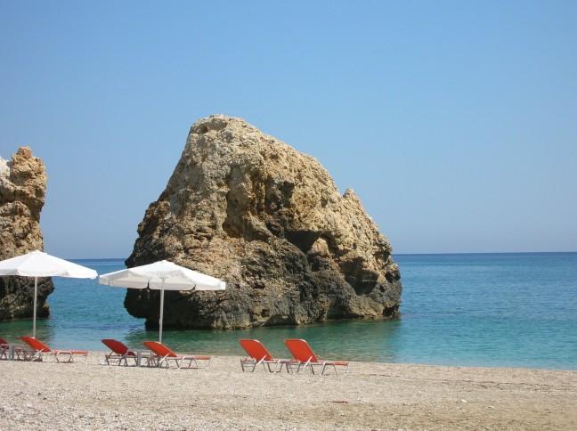 Potistika beach - Pelion