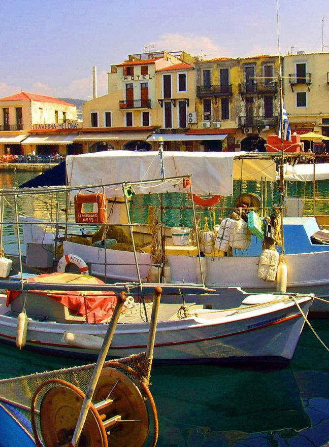 Haven van Rethymnon