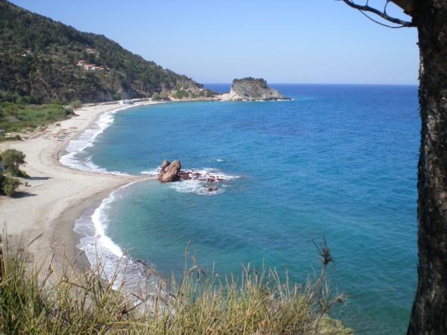 Kust van Samos