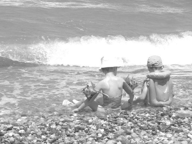 Karlovasi Beach Samos